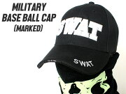 サバイバル アウトドア ミリタリー ベースボール キャップ スワット