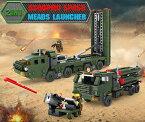AFM FIELD ARMYシリーズ 2in1 S300PMU 5P85D / MEADS 地対空ミサイルシステム 536Blocks◆米露対空ミサイル対決!2WAY仕様