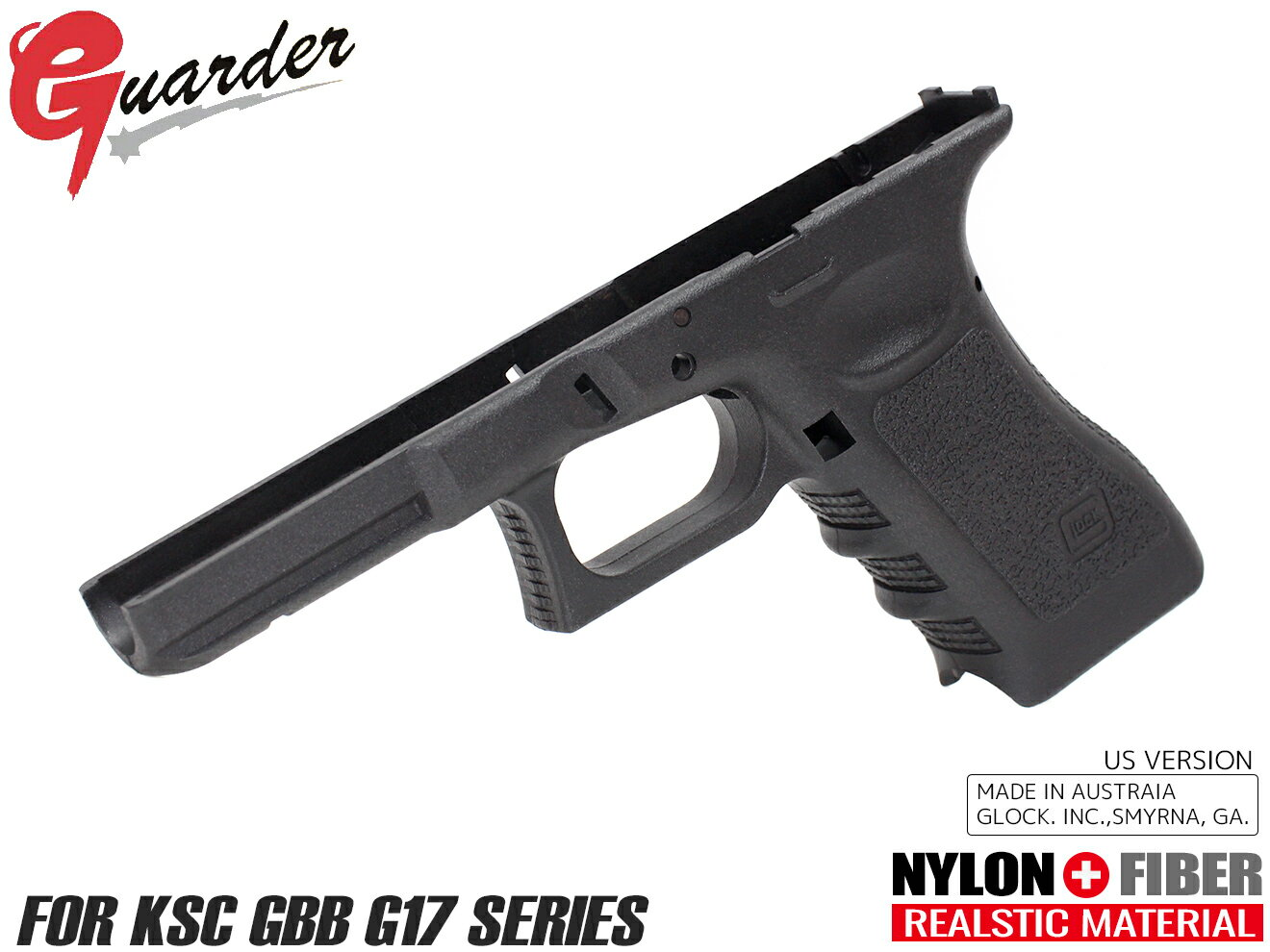 装備・備品, その他 NB-65GUARDER KSC GLOCK Gen.3 US VerKSCKWA G17 US