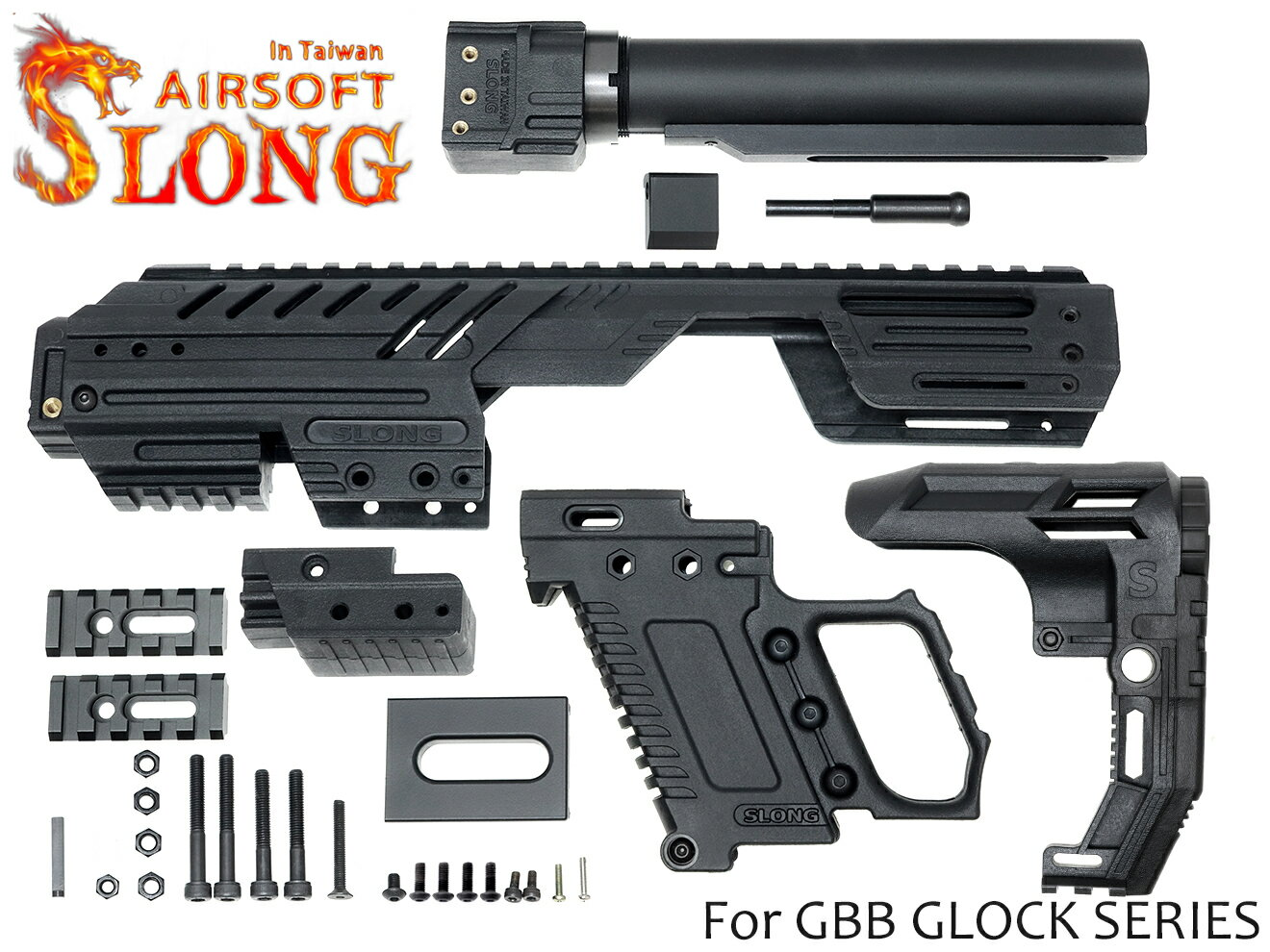 装備・備品, その他 SLONG AIRSOFT MPG-KRISS XI for G17G18CG22G34PDW VECTOR