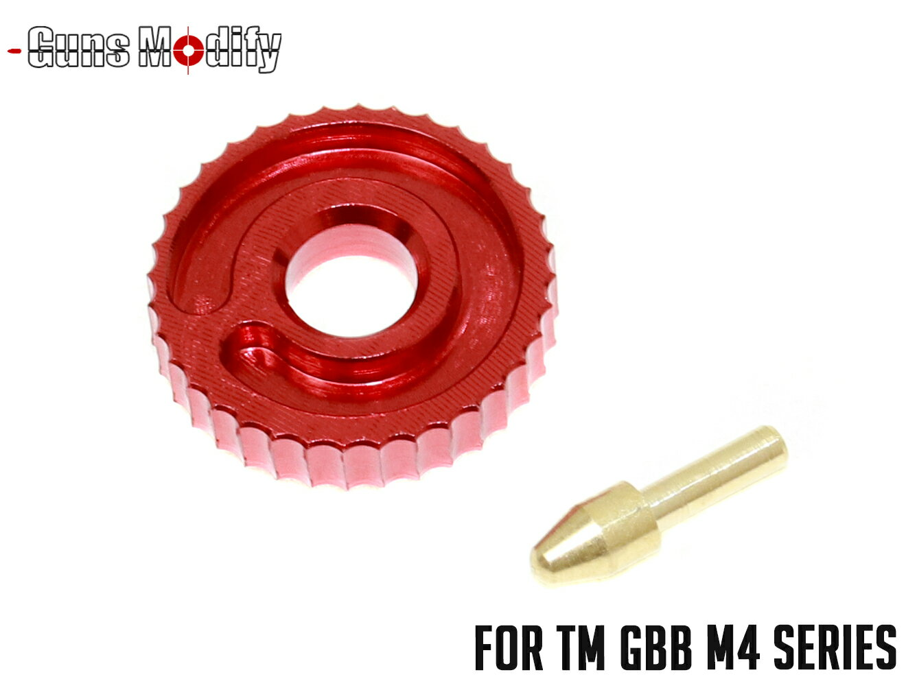 装備・備品, その他 GunsModify For TM GBB M4(0.2-0.35BBs Only)