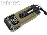【強力フラッシュストロボ搭載】MS2000タイプ ストロボライトOD★米軍装備に!ブルーフィルター付き