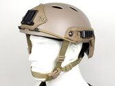 【サバゲーに】OPS-CORE FAST CARBON タイプ ヘルメット DE M/L◆VSAシュラウド標準装備/米軍/特殊部隊