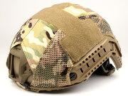 メッシュ ハーフメッシュヘルメットカバー イメージ チェンジ フィールド