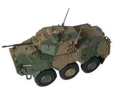 【AFM ミリタリー模型シリーズ/トラック/軍用車両】1/72スケール 陸上自衛隊 87式偵察…