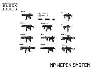 レゴカスタムパーツ ウエポンセット ウエポン システムズ ブラック シリーズ サイレン