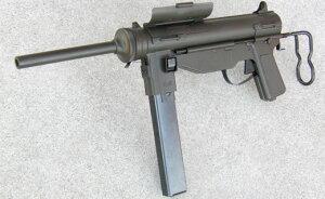 クラフトアップル 発火モデルガン ハドソン リバイバル「M3A1 Grease Gun」 グリ…