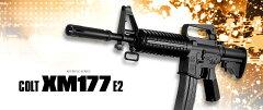東京マルイ エアーライフル&サブマシンガン(10才用モデル) コルト XM177 E2 [エア…