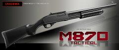 東京マルイ ガスショットガン&ガスグレネードランチャー M870タクティカル [エアガン/エア…