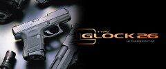 送料無料 激安 G26 GLOCK26 9mmピストル ハンドガン東京マルイ ガスブローバック グロック26 [...