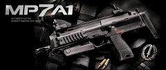 東京マルイ 電動ガン 電動コンパクトマシンガン MP7A1(本体セット) [エアガン/エアーガ…