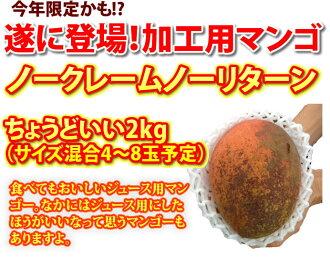 因為它提供了處理芒果! 它是在家裡吃芒果。 蘋果芒果 2 公斤 (6 到 10 球會)