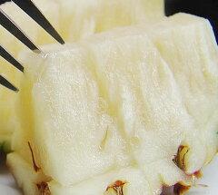 西表島ピーチパインはスナックパイン同様、箱の外からでも香ります。果汁もたっぷりで一度食べ...