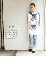 ◆東尾理子さんご着用◆スタイリッシュ・レイヤード風ブラウス(サイドスリット)<授乳服マタニティトップス>♪1枚までメール便可♪