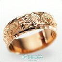 結婚指輪 刻印無料 誕生石ハワイアンジュエリー リング 指輪 刻印無料 誕生石 大きいサイズ 送料無料 オ...