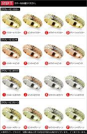 結婚指輪 ハワイアンk1414kゴールド刻印無料イニシャル誕生石ハワイアンジュエリーリング指輪レディース14kゴールドエンゲージリングピンクゴールドイエローゴールドハワイアンリング女性誕生日プレゼント彼女妻プレゼント記念日ゴールドリング