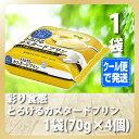 彩り食感 とろけるカスタードプリン【雪印/メグミルク/通販】...