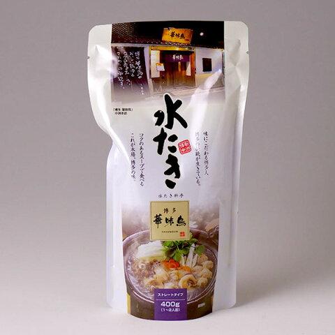 博多華味鳥 水たきスープ 400g