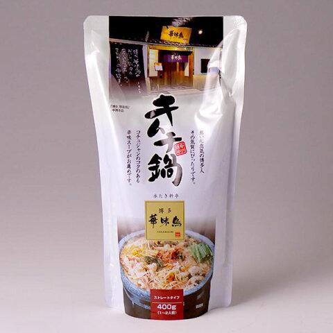 博多華味鳥 キムチ鍋スープ 400g