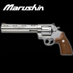 Colt社公認モデルマルシン ガスリボルバー コルト・アナコンダ 6mmBB Xカートリッジ仕様 8イン...