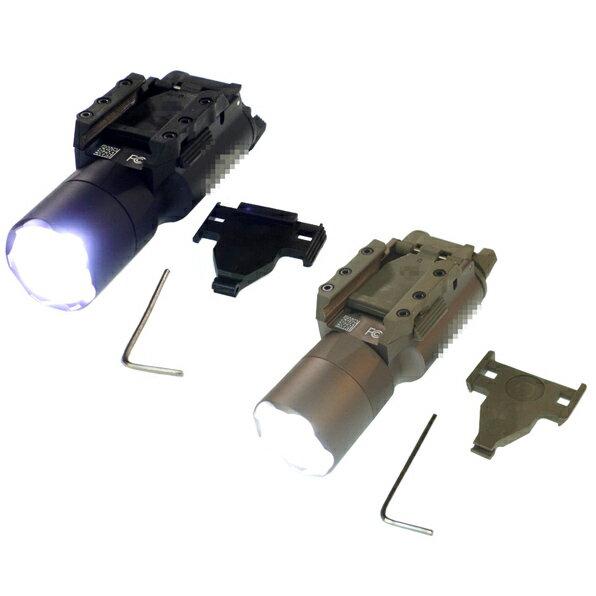 サバイバルゲーム・トイガン, ライト X300Utype BK 20mm