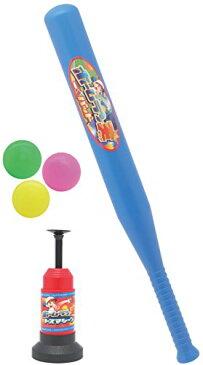 バッティングマシーントレーナー ホームラン王(キング) 野球 ベースボール バット ボール おもちゃ スポーツ 屋外 手軽 池田工業社