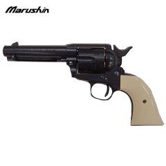 マルシン ガスガン コルトSAA45ピースメーカー 6mmXカート仕様 BKヘビーウェイト ハ…