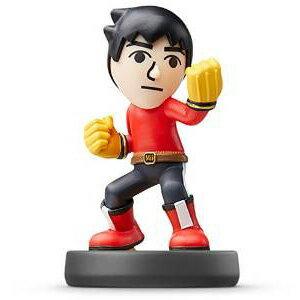Wii U amiibo(アミーボ)Mii 格闘タイプ(大乱闘スマッシュブラザーズシリーズ)