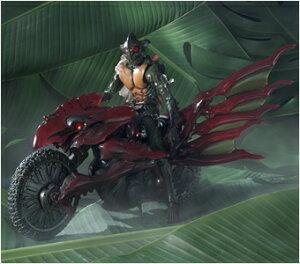 S.I.C. クラッシックス2007 仮面ライダーアマゾン&ジャングラー