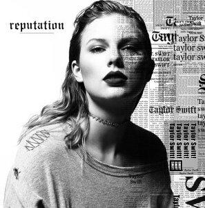 【メール便送料無料】テイラー・スウィフト レピュテーション/Taylor Swift Reputation 輸入盤