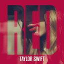 TAYLOR SWIFT テイラー・スウィフト RED 2CD デラックスエディション 輸入版【メール便送料無料】