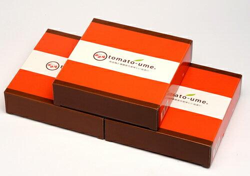 送料無料!tomato-ume(とまと梅・トマト梅)500g×3箱セット塩分約8%【楽...