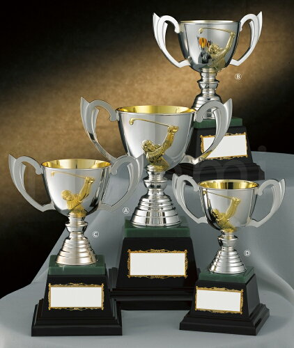 優勝カップ ゴルフ 専用 ■■AG9682-Aサイズ(高さ27cm 口径10.5cm 重さ1330g)...