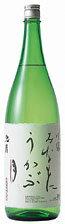 県内でも入手困難な能登の酒。【能登の名酒】池月 みなもにうかぶ月 吟醸720ml