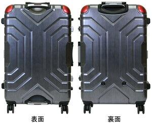 上下ハンドルGripMasterグリップマスター搭載!スーツケース≪B5225T≫58cmSサイズ(約2日〜3日向き)小型フレームタイプTSAロック付双輪キャスター搭載【送料無料&1年保証付】【同梱対象】ESCAPE'S
