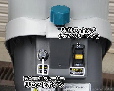 ミナトワークスガーデンシュレッダーMGS-1500[小枝粉砕機]