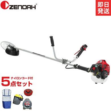 ゼノアエンジン刈払機TRZ260W-EZ