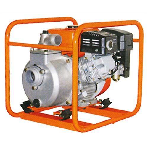 工進 エンジンポンプ SER-40 (1.5インチ/高圧型)ロビン5.7Hpエンジン付き [r20][s9-910]:ミナト電機工業