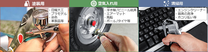 [最大1000円OFFクーポン]ミナトエアーコンプレッサーオイルレス型CP-8A(100V)[エアコンプレッサー]