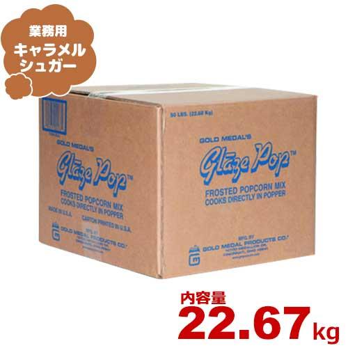 ハニー 業務用ポップコーン調味料 『キャラメルシュガー』 22.67kg