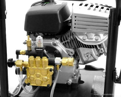 ミナトエンジン式高圧洗浄機PWE-1408K