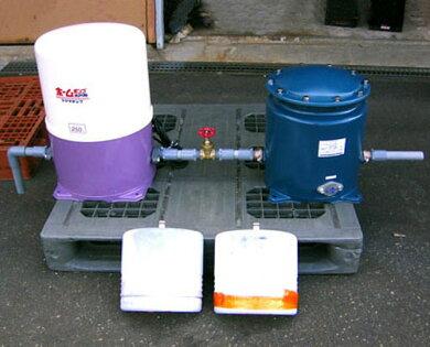 日立ポンプ井戸用浄水器PE-25W[浄水器]