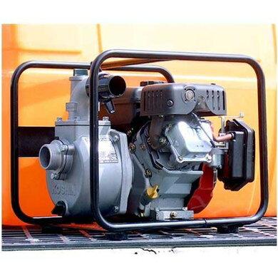 工進エンジンポンプ(2インチ)セットKM-50C《4mサクションホース+ホース継手付き》