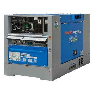 デンヨー 防音型ディーゼルエンジン溶接機 DLW-320LS2 (溶接発電兼用) [エンジンウェルダー][r21][s9-910]