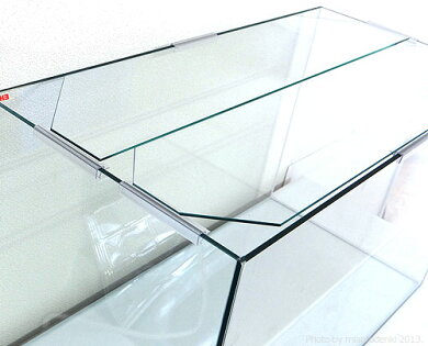 エーハイムオールガラス水槽EJ-60(幅60cm×奥行30cm×高さ36cm)[EHEIM1000603グラス水槽]
