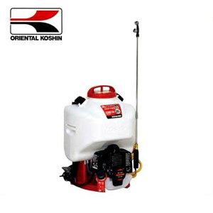工進 カスケードポンプ式 エンジン動噴 ES-20C (最高圧力0.8MPa/容量20L) [エンジン式 動力噴霧器 動力噴霧機][r20][s9-910]