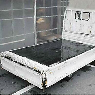 大型トラック用ゴムマット(縦310cm×横160cm×厚さ5mm)