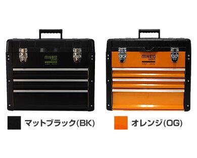 ミナト4段ツールボックスTB-40