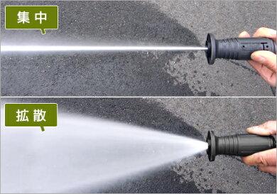 ミナトエンジン式高圧洗浄機PWE-1408L《10m高圧ホース+オイル充填+試運転サービス付き》(高圧140キロ/5.5Hpエンジン搭載)