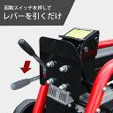 ミナト 薪割り機 100V電動 油圧式 LSM-5B [薪割機]